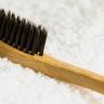 la brosse à dents en bambou
