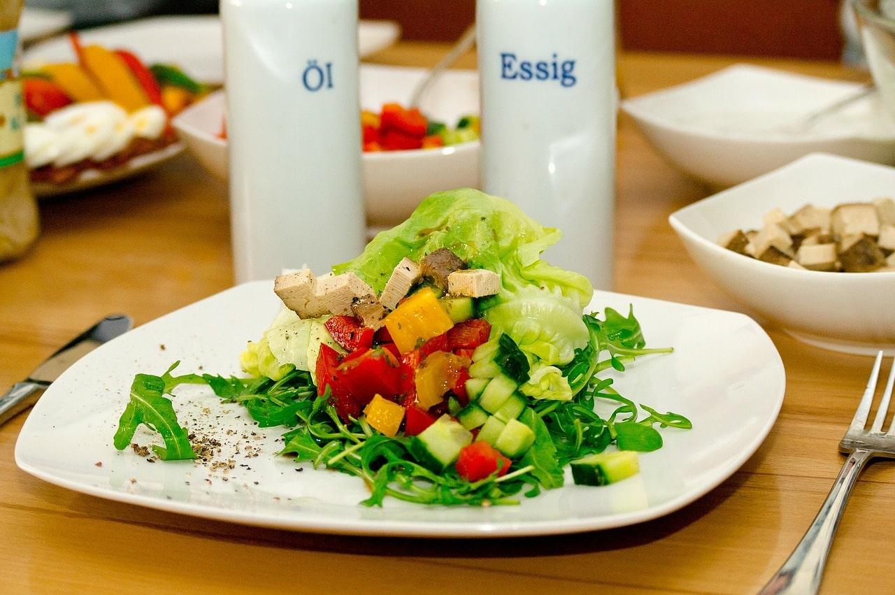 recettes régime végétalien