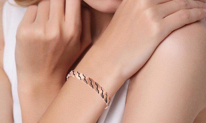 Les bienfaits d'un bracelet en cuivre pour la santé !